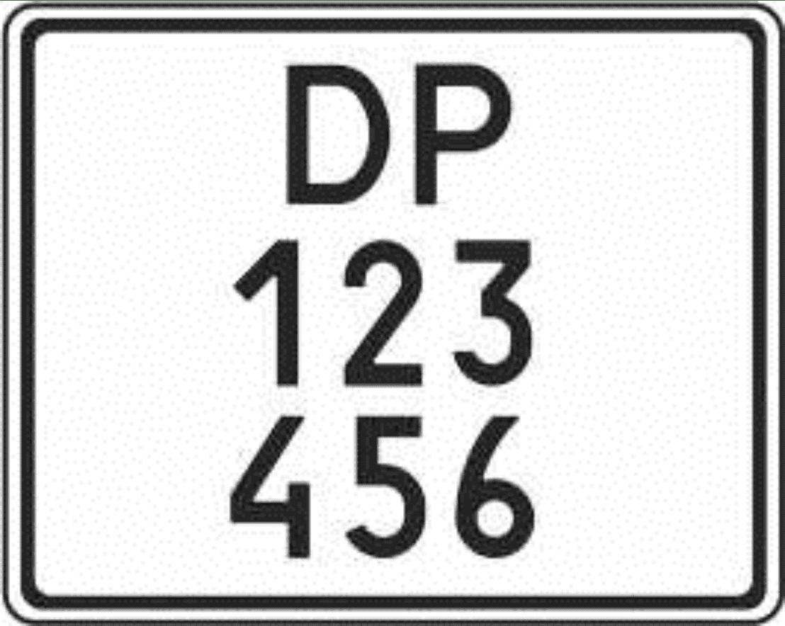 Дипломатичний мото номер купити онлайн